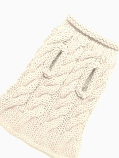 Items similar to Cabled dog sweater / Pastel Dog clothes - Pet Clothing - Custom dog clothes / Dog Dress - Dog sweater - Small dog clothes - BubaDog clothing on Etsy Crochet Dog Clothes, Crochet Dog Sweater, Small Dog Clothes, Pet Clothes, Dog Clothing, Road Trip With Dog, Dog Clothes Patterns, Dog Vest, Girl And Dog