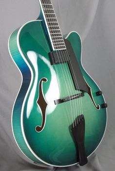 Benedetto archtop guitar
