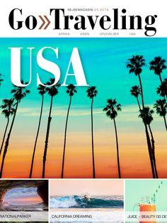 Best travel tips to USA.   Autentiske rejsetips til din USA rejse.  Download nyeste danske udgave af Go Traveling International gratis på din mobil/tablet/iPad: App Store: bitly.com/gotinter Google Play: bitly.com/gointer1