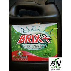 Brix+ 4 litros ayuda a la produción de aceites esenciales y terpenos
