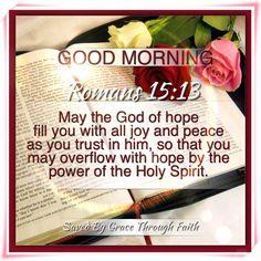 316 best good morning images on pinterest good morning bonjour romans 1513 m4hsunfo