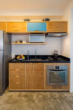 Galeria de Apartamento Celso Ramos / MARCOZERO Estúdio - 3