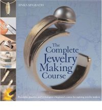 (back cover)   This is a complete course in designing and making jewelry. Carefully structured tutorials guide you through every stage of the process, revealing how to translate inspired ideas into workable, wearable designs. You'll also find professional advice on presenting and selling your work.   Learn about tools, equipment, and safe working practices; build an inspiration file; understand how to select suitable materials and transfer your designs; find out how to work with precious and…