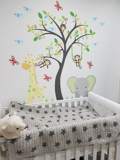Best Of Jungle Nursery Decor