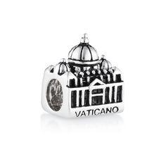 Pingente em Prata 925 Vaticano - Life