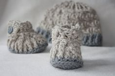 Ready to Ship Baby Boy Cotton Crochet Hat and Booties Set,Boys Cotton Crochet Set,Baby Boy Crochet Set,Baby Photo Prop,Newborn Photo Prop on Etsy, $40.23 CAD