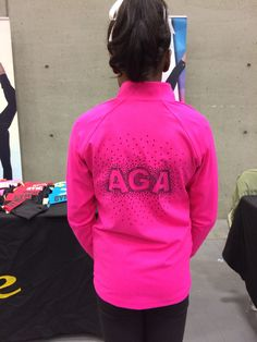 AGAs new warm ups | k-Bee Leotards