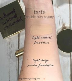 Click the pic for 40% Off on TARTE Powder Foundation + Ulta 3.50 coupon