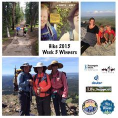 Hike 2015 - Week 4 + winners! | Tales of a Mountain Mama