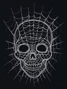 Intricate Webbing  Free Designs (until nov 3 2013) | Urban Threads: Unique and Awesome Embroidery Designs