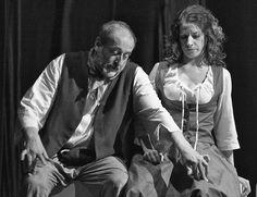 La moscheta opera teatrale