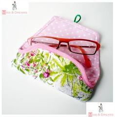 Funda para gafas Aire primaveral, Complementos, Fundas de gafas, Complementos, Gafas, Bolsos y carteras, Estuches Pouch, Wallet, Phone Covers, Sunglasses Case, Coin Purse, Sewing, Pattern, Crafts, Fashion