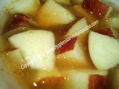 Mon petit #Goûter vitaminé : une compote en 3 min ! c'est facile et gourmand  #recette  #sansœuf #sanslactose #sansgluten #végétal 100%>>> #ebook-15gouters en savoir  >>> http://ift.tt/2j67y4C