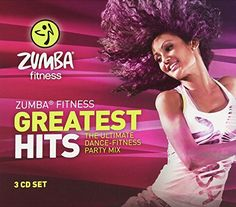 Zumba Fitness Greatest Hits CD Music Collection ** Want additional info? Click on the image.