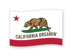 Aquarius California Dreaming Magnet >>> Find out more about the great product at the image link. (Note:Amazon affiliate link)
