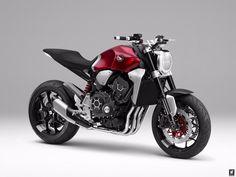 Honda Neo CB1000R Cafe Concept