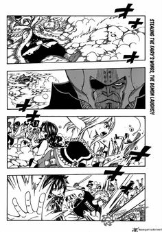 Fairy Tail 217 - Page 2