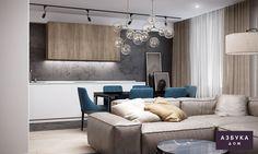 Дизайн интерьера квартиры, дома, коттеджа, помещений в Санкт-Петербурге — Азбука Дом » Дизайн квартиры в ЖК «Линкор»