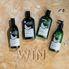 Head to our Instagram account @AvalonOrganics for a chance to WIN the entire collection of our new Moisturizing Coconut Body & Hair Care. Deep, nourishing hydration quenches parched skin and hair, while offering a tropical essence that envelops the senses. Avalon Organics, Coconut Shampoo, Healthy Beauty, Hair Care, Moisturizer, Conditioner, Tropical, Deep, How To Make