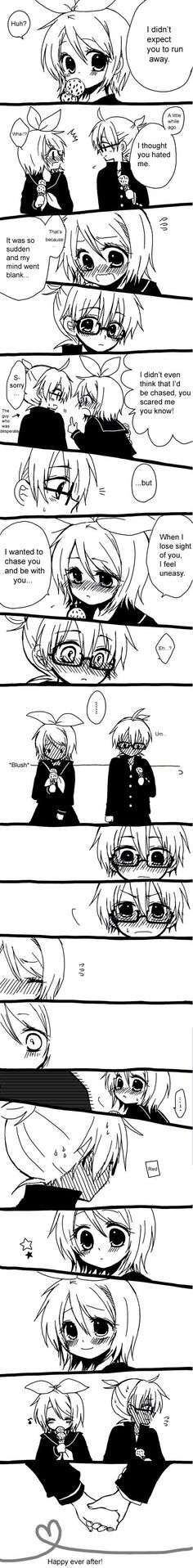 anime couples <3