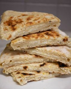 Khachapuri (sans gluten) – Comment j'ai changé de vie Gluten Free Flour, Gluten Free Cakes, Gluten Free Recipes For Dinner, Healthy Breakfast Recipes, Healthy Food, Sin Gluten, Wrap Recipes, Light Recipes, Food Inspiration