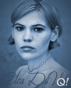 Clea DuVall Clea Duvall, Eye Candy, Black And White, Eyes, Women, Blanco Y Negro, Black White, Women's, Black N White