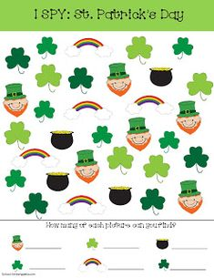 46 Best St Patrick S Day Games Images St Patrick S Day Games St