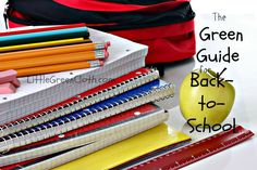 Back to School? Try