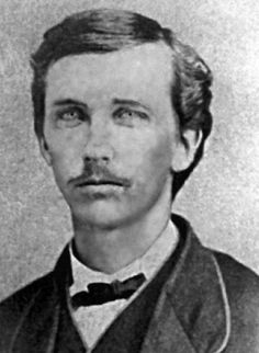 June 6 1865 William Clarke Quantrill dies of wounds suffered in May...Quantrill was badly wounded in a skirmish with Union forces, and he died on this day in 1865. Since Quantrill's men were guerillas rather than legitimate soldiers, they were denied the general amnesty given to the Confederate army after the war ended. Some, like Frank and Jesse James, took this as an excuse to become criminals and bank robbers. Quantrill was 24 when he died.