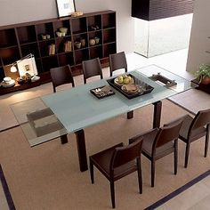 Hyper Dining Table By Calligaris Available At Global Inventory Liquidators.