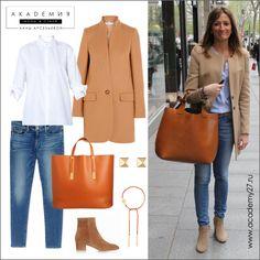 Дорогие девушки, представляем Вашему вниманию теплый и лаконичный Стильный look!   Это прекрасное решение для городской прогулки, шоппинга, посиделок с друзьями. Если в Вашем офисе допускаются джинсы, данный образ подойдет и для работы.   Давайте разберем этот комплект на составляющие - vk.cc/4f6htY. #стиль #стильный_look #образ