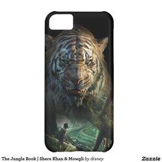 The Jungle Book | Shere Khan & Mowgli iPhone 5C Case #carcasas #cases