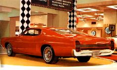 60'S CONCEPT CARS! 1968 FORD XL http://www.dannywhitfield.com/
