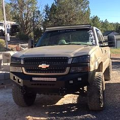 jacked up chevy trucks pictures Custom Pickup Trucks, Custom Truck Parts, 4x4 Trucks, Diesel Trucks, Chevy Trucks, 2003 Chevy Silverado, Custom Silverado, Chevy Duramax, Jacked Up Chevy