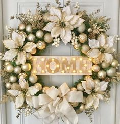 Beautiful Indoor Decoration Ideas & Designs For Christmas in 2020 - Happy Christmas - Noel 2020 ideas-Happy New Year-Christmas Silver Christmas Decorations, Silver Christmas Tree, Christmas Door, Christmas Holidays, Christmas Crafts, Christmas Quotes, Christmas Design, Christmas Pictures, Dollar Tree Christmas