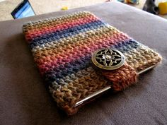 Easiest Crocheted Ipad Mini Cozy ~ free pattern