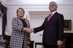La Cámara de Representantes del Parlamento chileno aprobó una resolución sobre el genocidio armenio. La Resolución N 324 recibió 78 votos a favor, 1 voto en contra y 3 abstenciones.