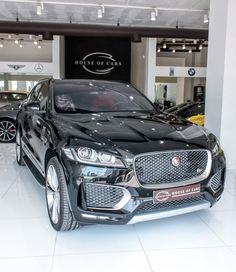 JAGUAR F-PACE S 2017 BRAND NEW | FULL OPTIONS 329,950AED / 90,000$