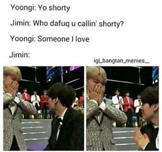 don't ship yoonmin but this is really cute