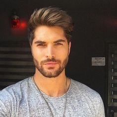 Get the Rock-Star look, elegance and poise would be flaunting off from you. These 10 Mind-blowing Pompadour Hairstyles which a Man must try. Quiff Hairstyles, Pompadour Hairstyle, Nick Bateman, Top Haircuts For Men, Male Model Names, Hair And Beard Styles, Hair Styles, Pompadour Fade, Ginger Men