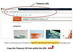 Etsy Treasury Posting Tool | StylishHome
