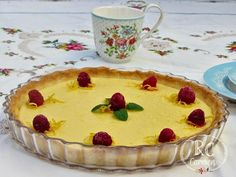 Mis recetas de cocina: Tarta de limón y leche condensada