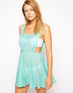 ASOS Overall Beach Dress
