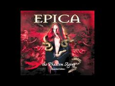 This is disc 1 of the re-release album by EPICA -The Phantom Agony - Expanded Edition. The new album from This was their first album where their more h. Thrash Metal, Death Metal, Metal Bands, Music Songs, Hard Rock, Album, Artist, Youtube, Movie Posters