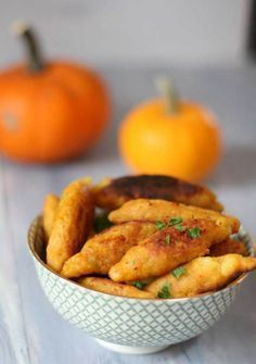 Kürbisrezept: Selbst gemachte Schupfnudeln aus Kürbis und Kartoffeln