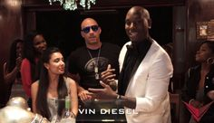 "Tyrese Gibson Presents ""The Black Rose Experience"" Private Album Listening Party Hosted By Vin Diesel"