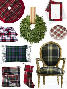 A Perfectly Plaid Holiday — Shopping Guide | Apartment Therapy