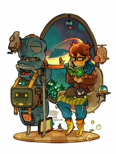 Awesome Robo!: The Awesome Art Of Bibo X