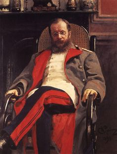 Portrait of Composer Cesar Antonovich Cui Painting Ilya Repin, Russian Painting, Russian Art, Gifts For An Artist, Art Database, Art World, Great Artists, Les Oeuvres, Painting & Drawing