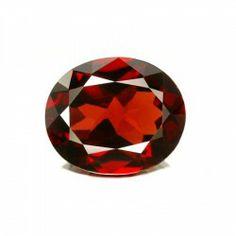 Red Garnet - 9-11 carats